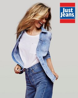 Just Jeans catalogue ( More than one month)