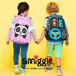 Smiggle catalogue ( Published today )