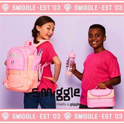 Smiggle catalogue ( More than one month )