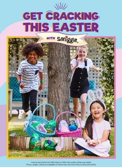 Easter specials in the Smiggle catalogue ( 13 days left)