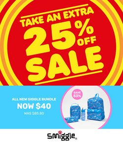 Books & Hobby specials in the Smiggle catalogue ( 6 days left)