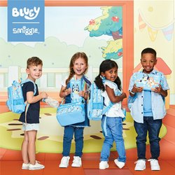 Books & Hobby specials in the Smiggle catalogue ( 5 days left)
