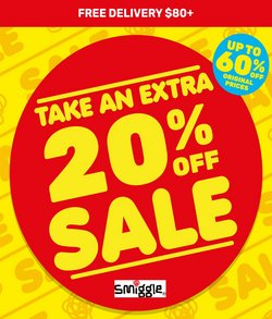 Books & Hobby specials in the Smiggle catalogue ( 3 days left)