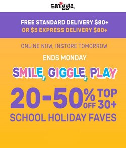 Books & Hobby specials in the Smiggle catalogue ( 1 day ago)
