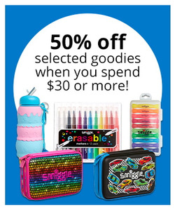Books & Leisure offers in the Smiggle catalogue in Sydney NSW