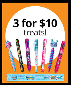 Books & Leisure offers in the Smiggle catalogue in Melbourne VIC