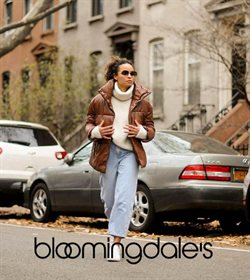 Bloomingdales catalogue ( More than one month )