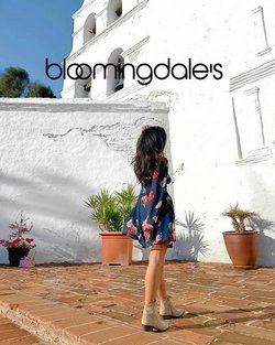 Bloomingdales catalogue ( 7 days left )