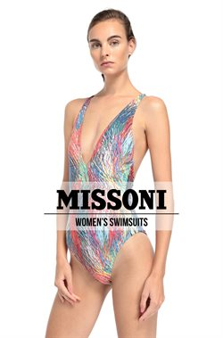 Missoni catalogue ( More than one month )