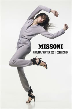 Luxury Brands specials in the Missoni catalogue ( 28 days left)