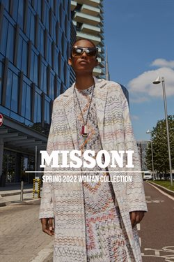 Luxury Brands specials in the Missoni catalogue ( More than one month)