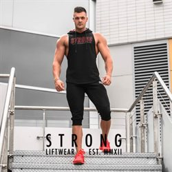 Offers from Strong Lift Wear in the Sydney NSW catalogue