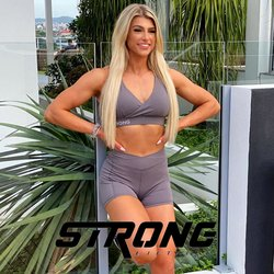 Strong Lift Wear specials in the Strong Lift Wear catalogue ( More than one month)