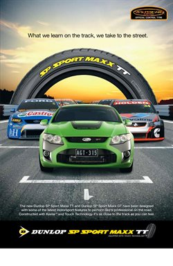 Offers from Tyresales in the Sydney NSW catalogue