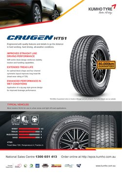 Tyresales catalogue ( More than one month )