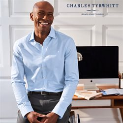 Charles Tyrwhitt catalogue ( More than one month )