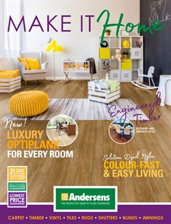 Offers from Andersens in the Brisbane QLD catalogue