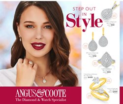 Offers from Angus & Coote in the Sydney NSW catalogue