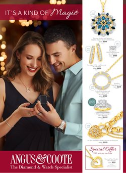 Offers from Angus & Coote in the Adelaide SA catalogue