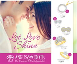 Valentine's Day specials in the Angus & Coote catalogue ( 18 days left)
