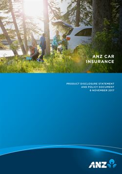 ANZ specials in the ANZ catalogue ( More than one month)