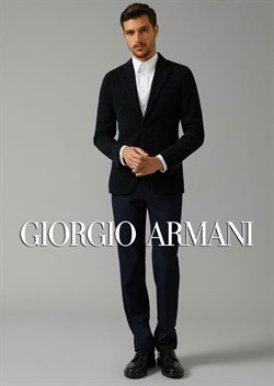 Armani catalogue ( More than one month )