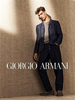 Armani catalogue ( 7 days left )