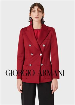Luxury Brands offers in the Armani catalogue ( More than one month )