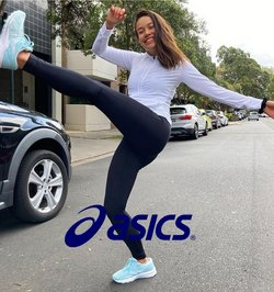 ASICS catalogue ( 10 days left )