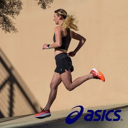 Sport specials in the ASICS catalogue ( 3 days left)