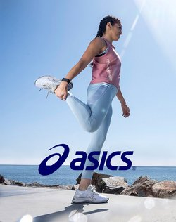 Sport specials in the ASICS catalogue ( 2 days left)