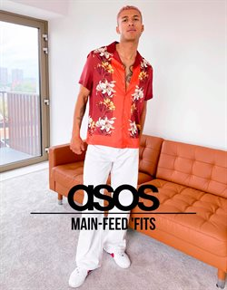 Clothing, Shoes & Accessories specials in the ASOS catalogue ( 24 days left)