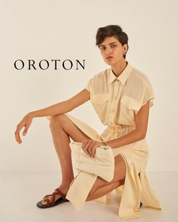 Oroton catalogue ( 13 days left )