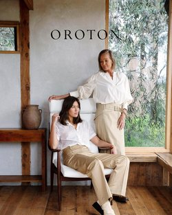 Clothing, Shoes & Accessories specials in the Oroton catalogue ( 2 days left)
