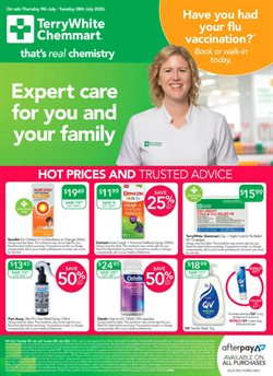 Chemplus catalogue in Adelaide SA ( 12 days left )