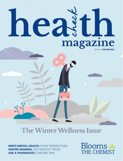 Pharmacy, Beauty & Health specials in the Blooms The Chemist catalogue ( More than one month)