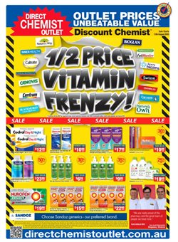 Direct Chemist Outlet catalogue ( Expired )