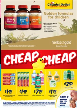 Offers of Back To School in Chemist Outlet