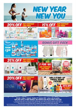 Chemist Outlet catalogue ( Expired )