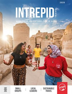 Travel & Leisure offers in the Intrepid Travel catalogue ( 5 days left )
