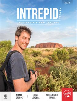 Intrepid Travel catalogue ( Expired )