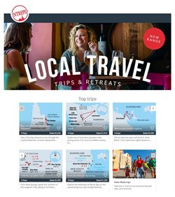 Travel & Leisure offers in the Intrepid Travel catalogue in Brisbane QLD ( 6 days left )