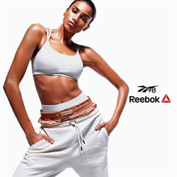 Reebok catalogue ( More than one month )