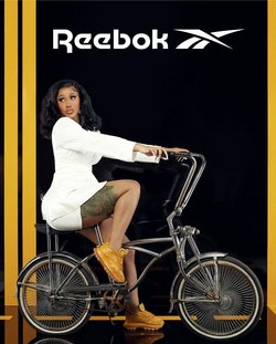 Sport specials in the Reebok catalogue ( More than one month)