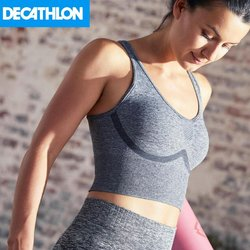 Sport specials in the Decathlon catalogue ( 5 days left)