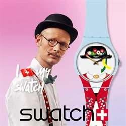 Offers from Swatch in the Melbourne VIC catalogue