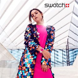 Luxury Brands offers in the Swatch catalogue in Sydney NSW