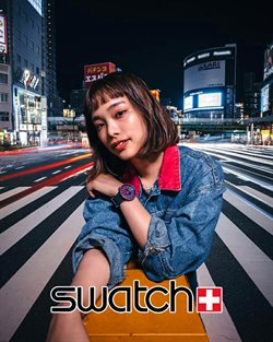Swatch catalogue ( More than one month )