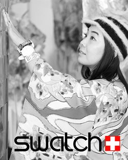 Luxury Brands offers in the Swatch catalogue in Sydney NSW ( Published today )