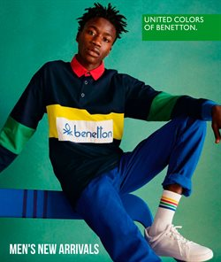 United Colors of Benetton catalogue ( More than one month )
